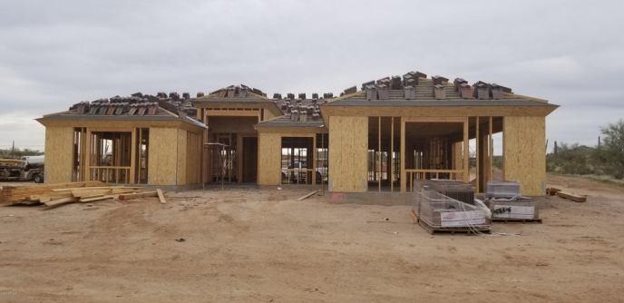 Construction status as of Jan 20, 2020