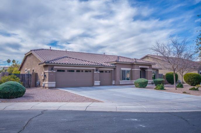 7833 W Cavalier Drive, Glendale, AZ 85303