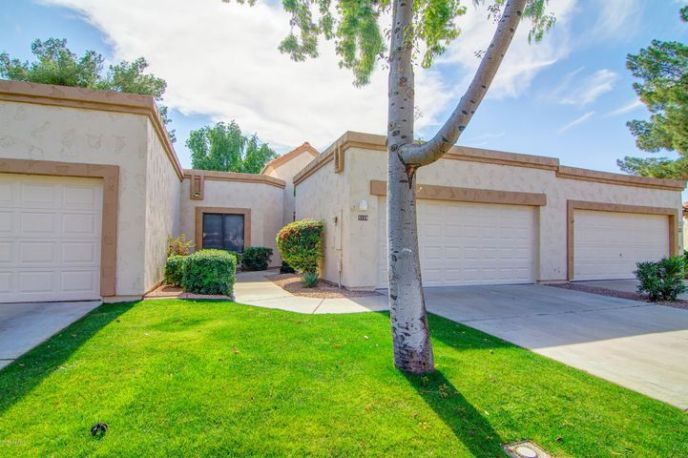 Great Curb Appeal and 2-Car Garage