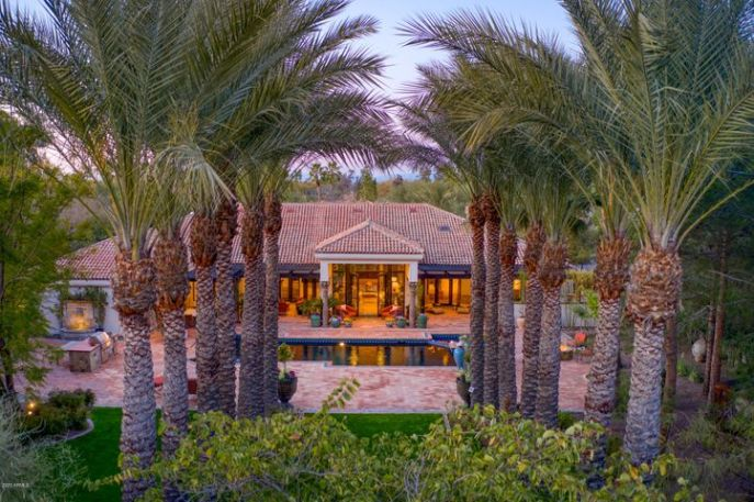 6955 E PARADISE RANCH Road, Paradise Valley, AZ 85253