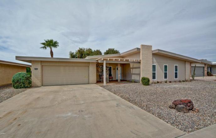 16622 N ORCHARD HILLS Drive N, Sun City, AZ 85351