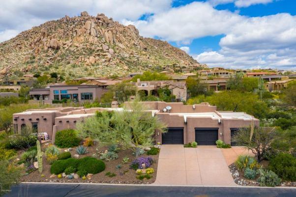 11428 E WHISPERING WIND Drive, Scottsdale, AZ 85255