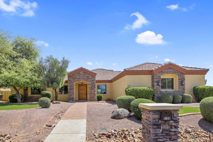5609 N 179TH Drive, Litchfield Park, AZ 85340