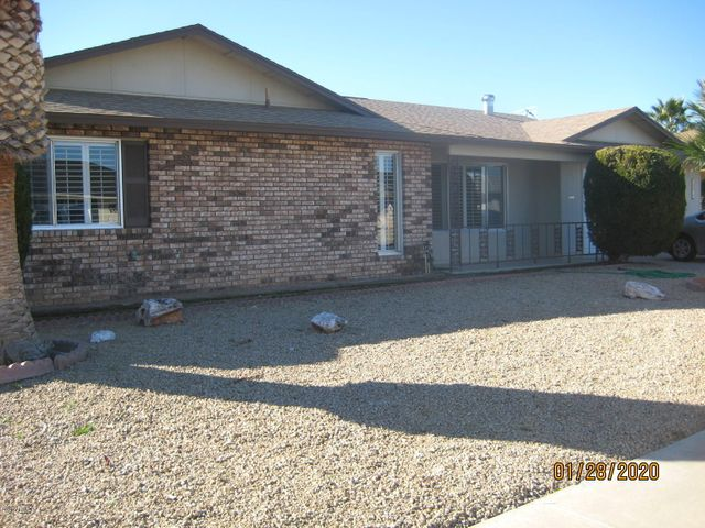 12819 W BEECHWOOD Drive, Sun City West, AZ 85375