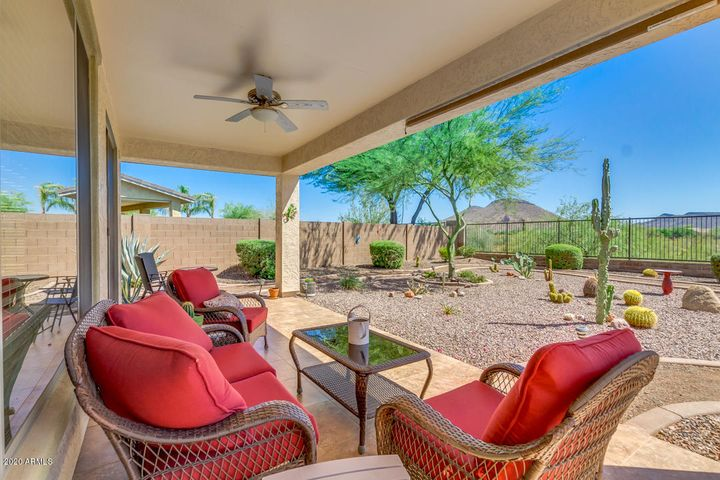 An exquisite place to unwind! Natural Open Space behind, no homes, no neighbors.