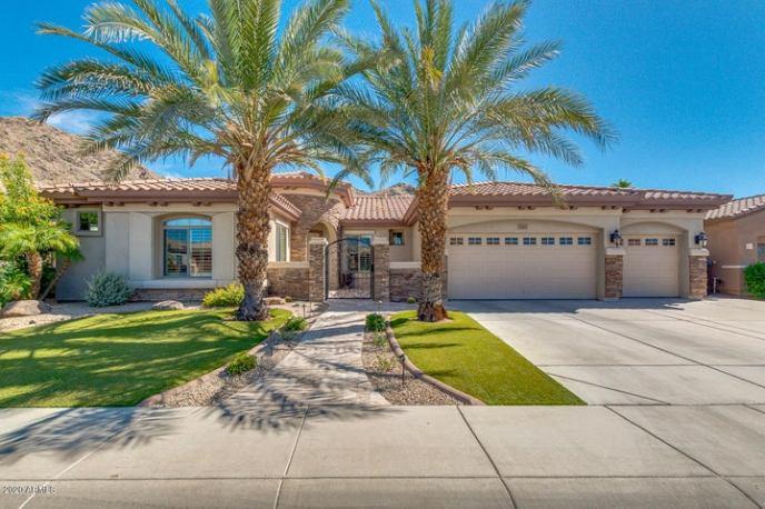 2810 W WILDWOOD Drive, Phoenix, AZ 85045