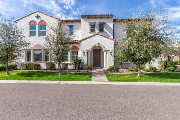 4140 S GREYTHORNE Way, Chandler, AZ 85248