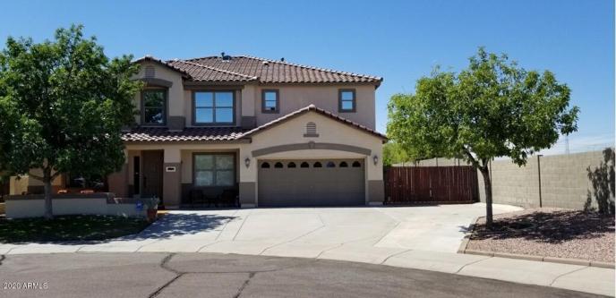 23214 N 106TH Drive, Peoria, AZ 85383