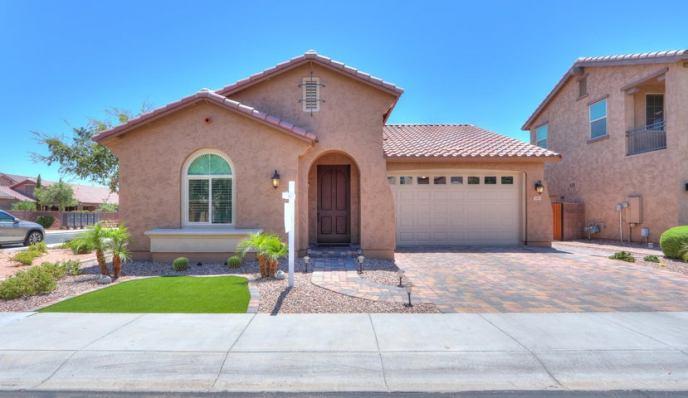 149 E HORSESHOE Drive, Chandler, AZ 85249