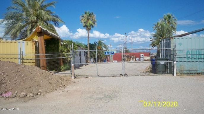 1037 S TYNDALL Avenue, Tucson, AZ 85719