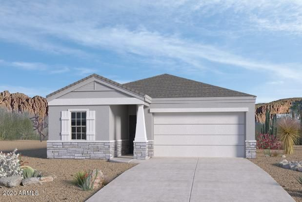 Actual home is under construction. Picture is not of actual home but of home with similar elevation & color.