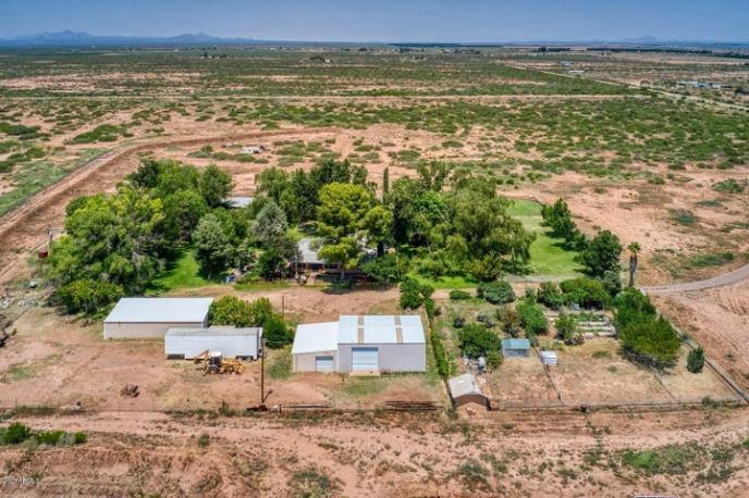 7914 N Frontier Road, McNeal, AZ 85617