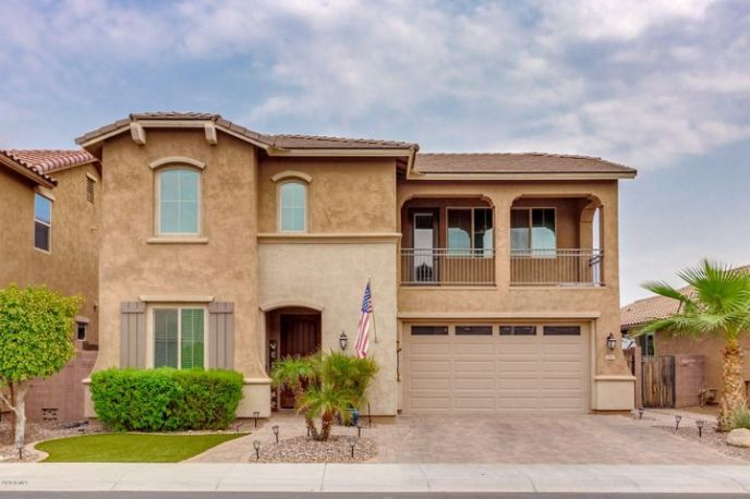 154 E Prescott Drive, Chandler, AZ 85249