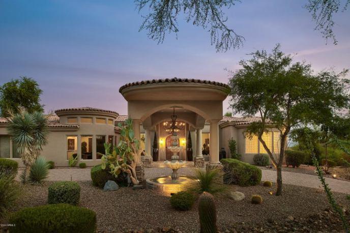 8845 E HAVASUPAI Drive, Scottsdale, AZ 85255