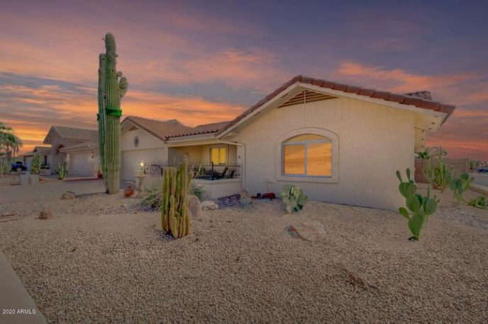 7831 E MONTE Avenue, Mesa, AZ 85209