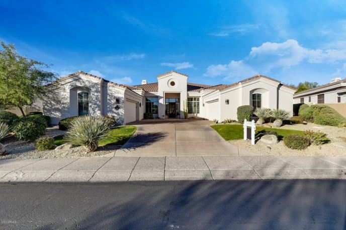 7782 E FLEDGLING Drive, Scottsdale, AZ 85255