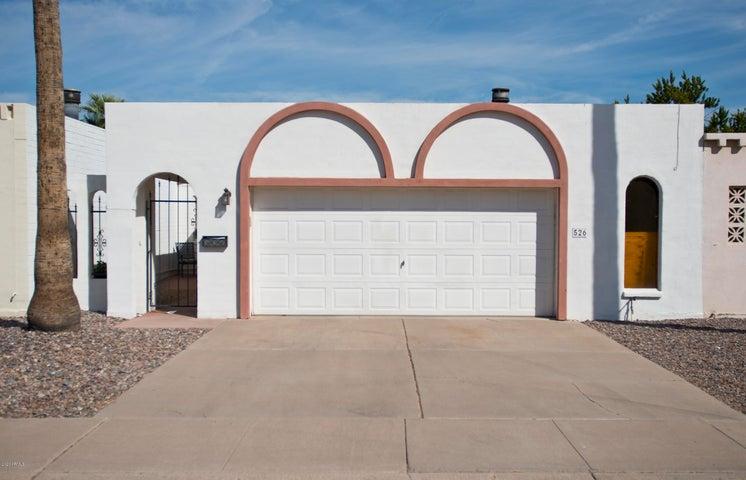 526 W PEBBLE BEACH Drive, Tempe, AZ 85282