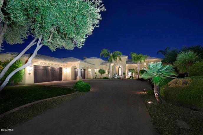 6651 W VISTA BONITA Drive, Glendale, AZ 85310