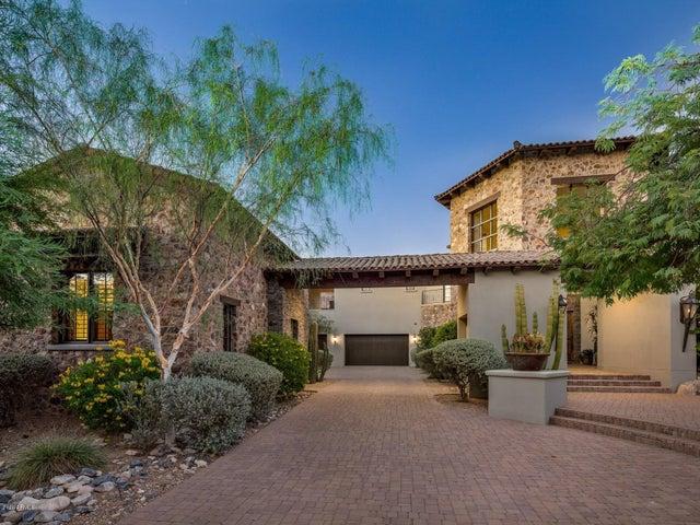10338 E Mountain Spring Road, Scottsdale, AZ 85255
