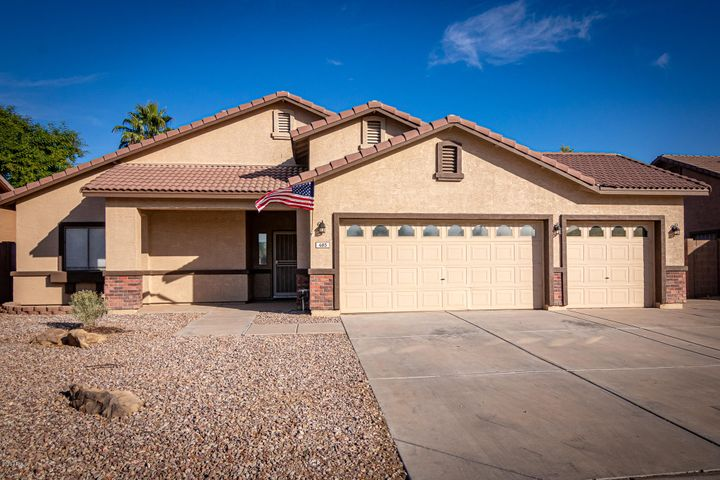 485 N BLUEJAY Drive, Gilbert, AZ 85234