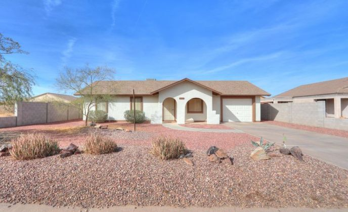 15030 S AVALON Road, Arizona City, AZ 85123