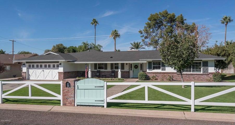 4620 N AVENIDA DEL PUENTE, Phoenix, AZ 85018