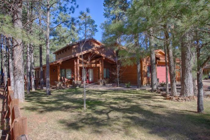 5132 BUCK SPRINGS Road, Pinetop, AZ 85935