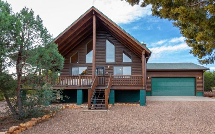 3432 HIGH COUNTRY Drive, Heber, AZ 85928