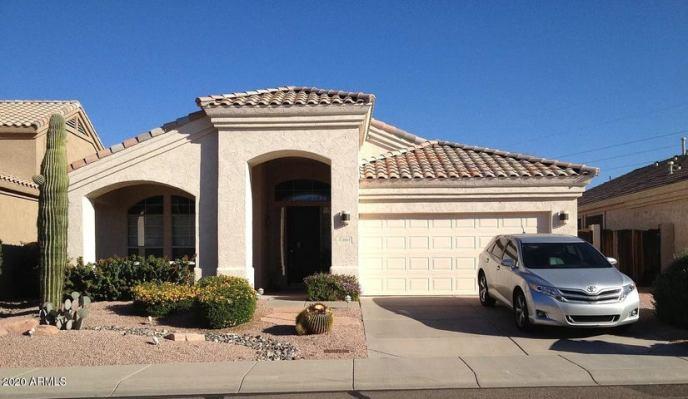4184 E RANCHO CALIENTE Drive, Cave Creek, AZ 85331