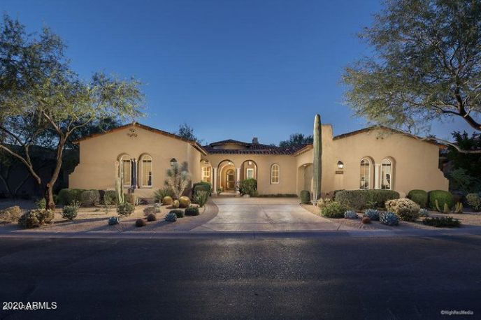 9528 E MOUNTAIN SPRING Road, Scottsdale, AZ 85255