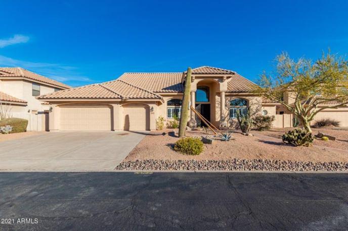 12530 E KALIL Drive, Scottsdale, AZ 85259