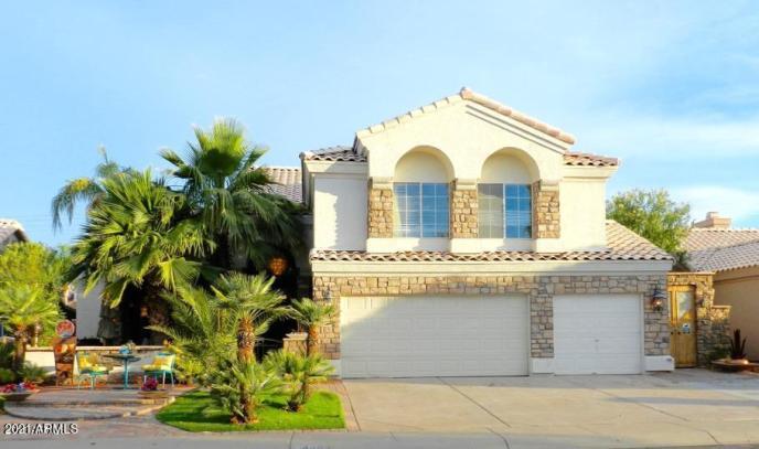 4403 W CHAMA Drive, Glendale, AZ 85310