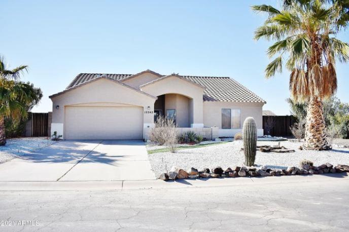 12245 W JENERO Drive, Arizona City, AZ 85123