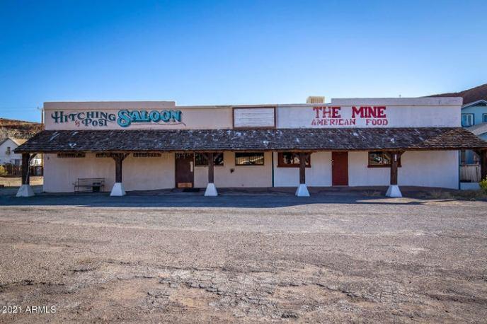 316 PIRRUNG Avenue, Bisbee, AZ 85603