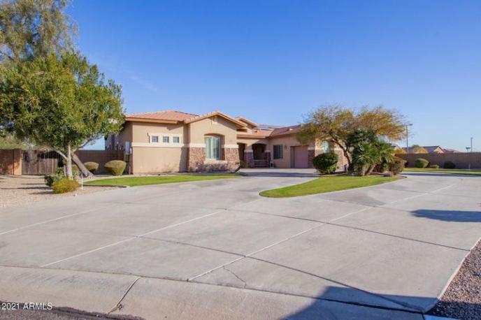 12654 W Palo Verde Court, Litchfield Park, AZ 85340