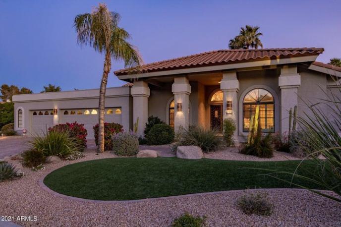 10641 E SAN SALVADOR Drive, Scottsdale, AZ 85258