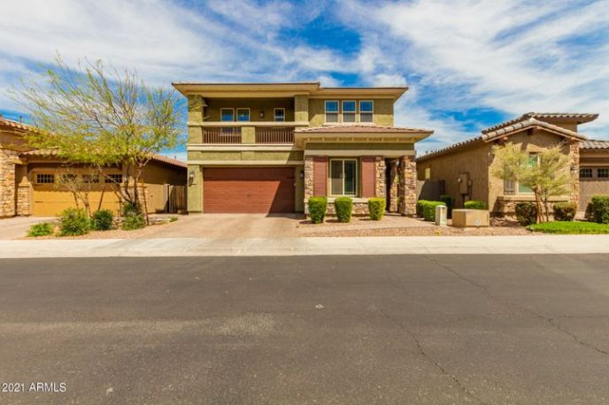 4712 E CASITAS DEL RIO Drive, Phoenix, AZ 85050