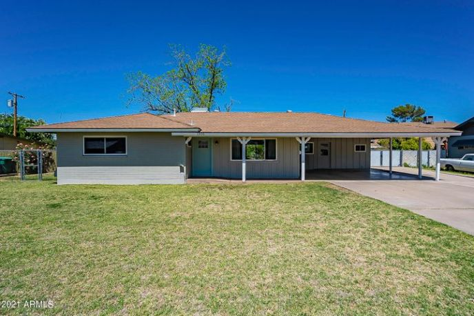 1306 E 2ND Place, Mesa, AZ 85203