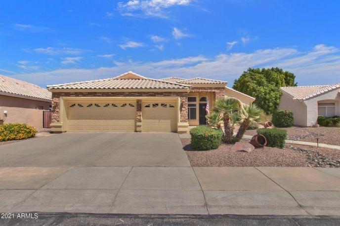 7432 W VIA DE LUNA Drive, Glendale, AZ 85310