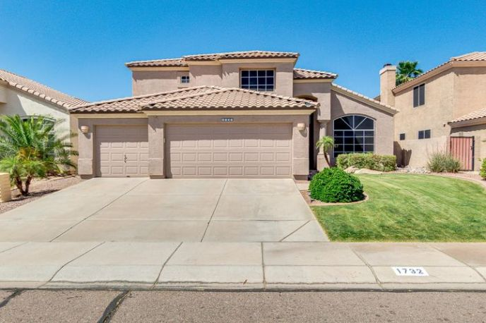 1732 W SOUTH FORK Drive, Phoenix, AZ 85045