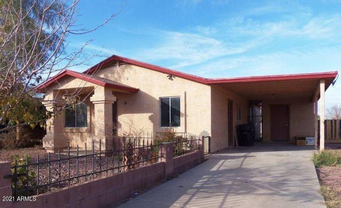 456 E HINTON Road, Eloy, AZ 85131