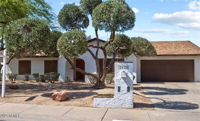 2620 E SAHUARO Drive, Phoenix, AZ 85028