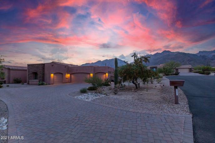 7347 E Summer Shade Court, Tucson, AZ 85750