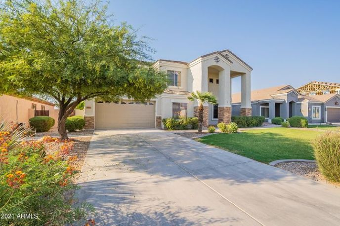 10050 E HARVEST Road, Florence, AZ 85132