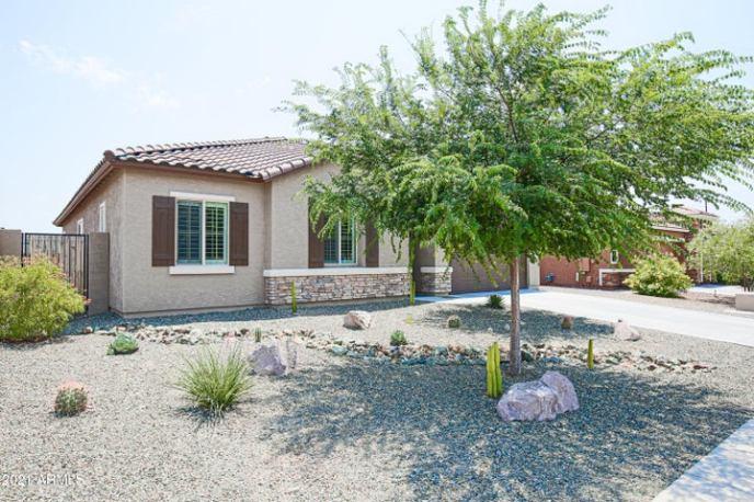 3823 W LANHAM Drive, New River, AZ 85087