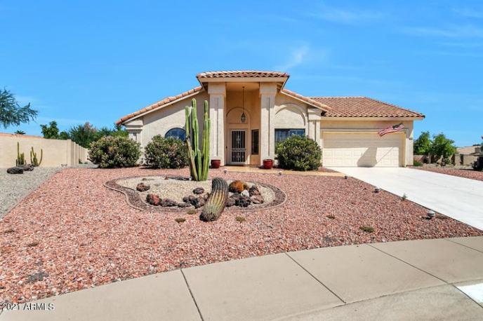 9434 W Behrend Drive, Peoria, AZ 85382