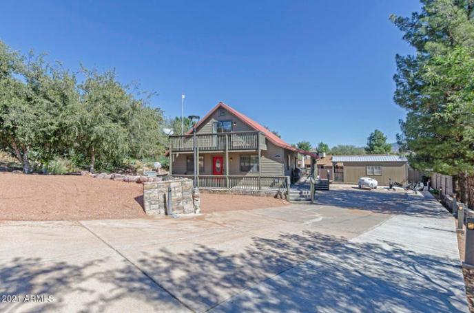 160 N DEER CREEK Drive, Payson, AZ 85541