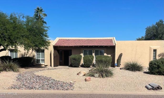 8542 E SUNNYSIDE Drive, Scottsdale, AZ 85260