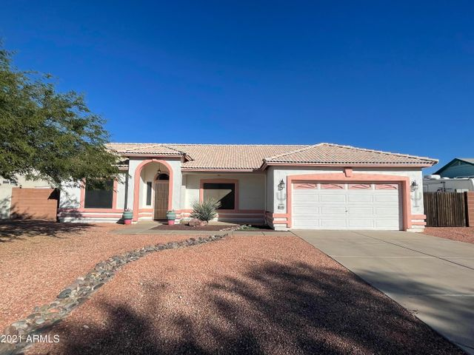 15685 S MAGDALENA Circle, Arizona City, AZ 85123