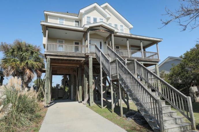 1622 Ashley Avenue, Folly Beach, SC 29439